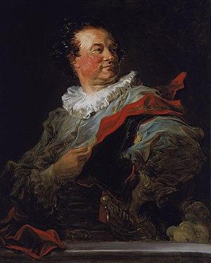 François-Henri d'Harcourt - François-Henri d'Harcourt Portrait by Fragonard (c. 1769)