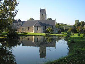 Église Sainte-Marthe.