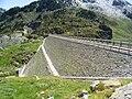 France Pyrénées Lac dets Coubous barrage.jpg
