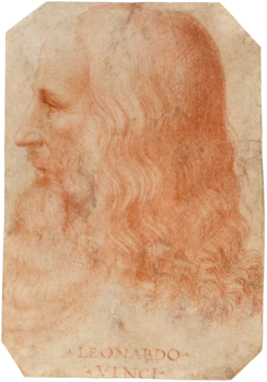 Francesco Melzi - Portrait of Leonardo.png