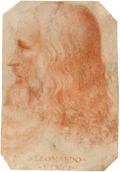 Picture of an author: Leonardo Da Vinci