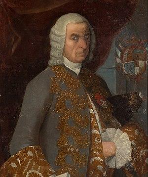 Francisco Cajigal de la Vega - Francisco Cajigal de la Vega, Viceroy of New Spain