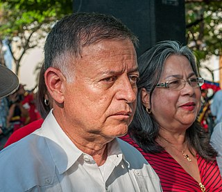 Francisco Arias Cárdenas Venezuelan politician