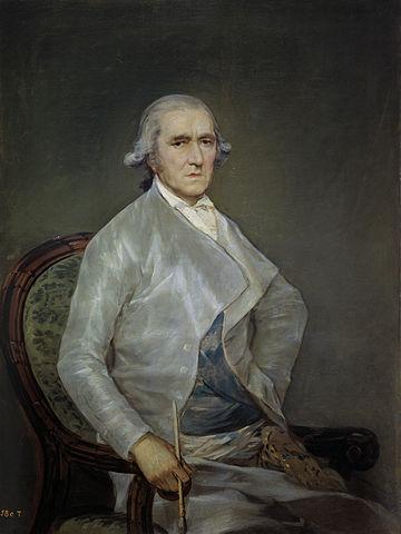 Портрет Франсиско Байеу