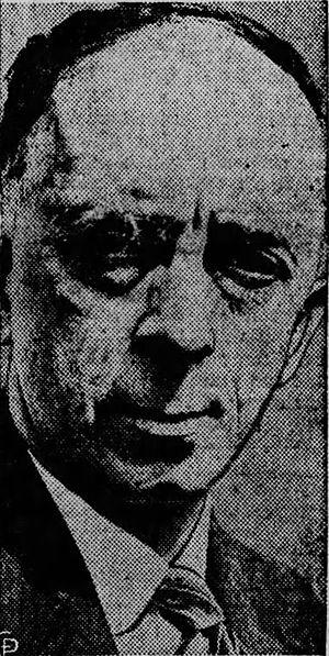 Franck R. Havenner - Franck R. Havenner, California Congressman.