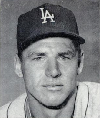 Frank Howard (baseball) - Howard with the Dodgers in 1962.