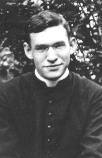 Francis J. Parater American Catholic seminarian