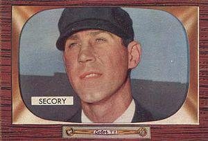 Frank Secory - Image: Frank Secory