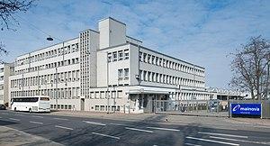 Adolf Meyer (architect) - Elektrizitätswerk, Frankfurt Gutleutstraße