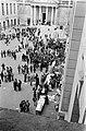 Frankrijk. Sorbonne bezet door studenten, Bestanddeelnr 921-3969.jpg