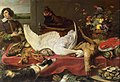 Frans Snyders - Still life with a Swan - Google Art Project.jpg