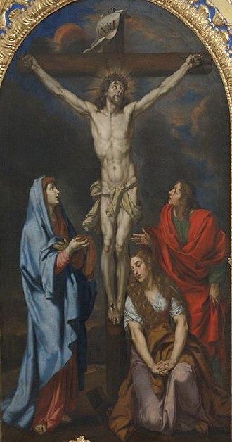 Franciscus de Neve (II) - The crucifixion