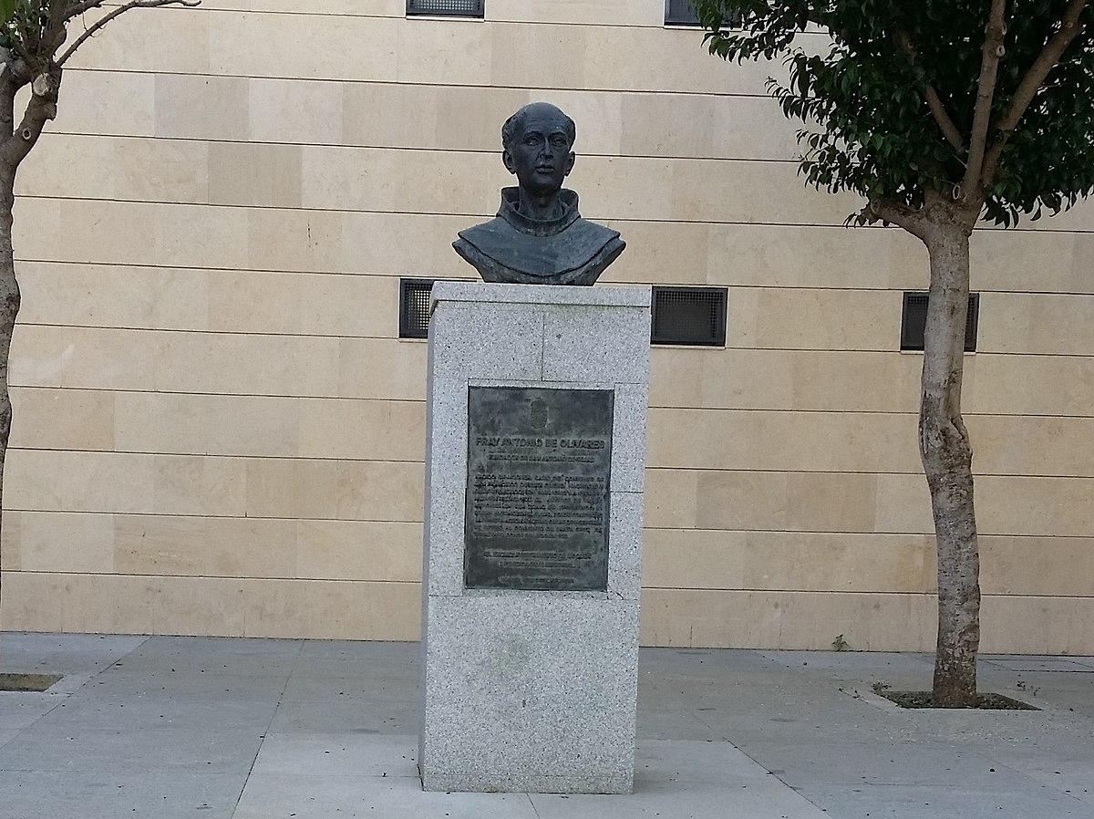 Antonio De Olivares Wikipedia