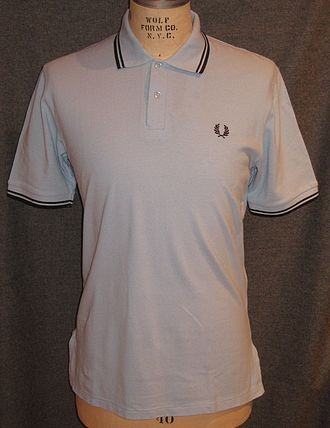 Fred Perry - The classic Fred Perry design