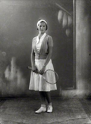 Freda James - Image: Freda James 1933