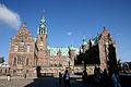 Frederiksborg Slot Hilleroed Denmark outer courtyard1.jpg