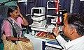"Free Eye testing Camp arranged by Press Information Bureau, Mumbai on behalf of ""BHARAT NIRMAN LOK MAHITI ABHIYAN"" at Jawhar, District Thane on March 22, 2010.jpg"