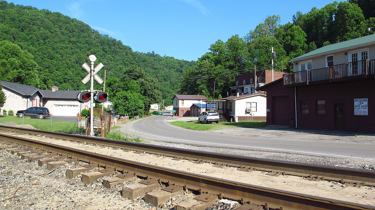 Town And Country Auto Sales >> Freeburn, Kentucky - Wikipedia
