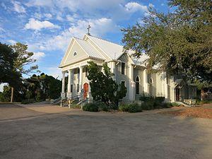 Frelsburg, Texas - Image: Frelsburg TX Catholic Church