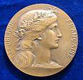 French Art Nouveau Medal Daniel Dupuis avers.jpg