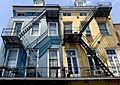 French Quarter, New Orleans Fire Escapes.jpg