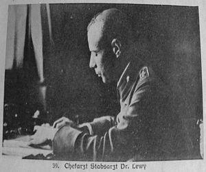 Frederic Lewy - Dr. Lewy, c. 1920