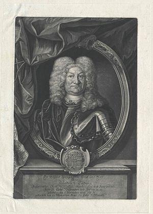 Frederick Louis, Count of Nassau-Ottweiler - Image: Friedrich Ludwig von Nassau Ottweiler