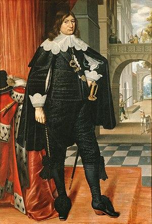 Treaty of Königsberg (1656) - Image: Friedrich Wilhelm von Brandenburg by Matthias Czwiczek