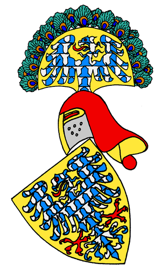 House of Frohburg - coat of arms