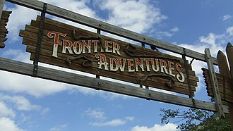 Six Flags Great Adventure - The portal to Frontier Adventures