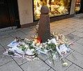 Fusillade de Strasbourg 2018-Hommages dans la rue des Orfèvres (8).jpg