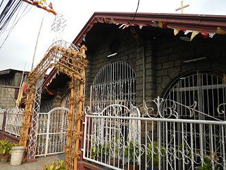 Pulilan, Bulacan -  Exterior of Mahal na Señor Jesus Nazareno Chapel in Lumbac