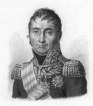 Jean Dominique Compans - Image: Général Jean Dominique Compans (2)