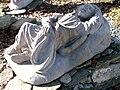 Góra Oliwna - śpiący apostoł 3.jpg