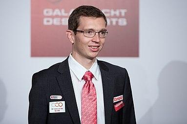 Günther Matzinger Gala Nacht des Sports Österreich 2015.jpg