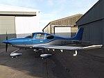 G-MACR Cirrus SR-22T Platinum (Private Owner) (31740768207).jpg