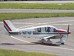 G-NFNF Robin Regent DR400 (26773504322).jpg