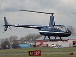 G-RAVN Robinson Raven Helicopter (25473400291).jpg