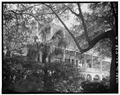 GENERAL VIEW, FROM SOUTHWEST - James Rhett House, 303 Federal Street, Beaufort, Beaufort County, SC HABS SC,7-BEAUF,22-2.tif