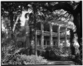 GENERAL VIEW, SOUTH FRONT - Dr. Joseph Johnson House, 411 Craven Street, Beaufort, Beaufort County, SC HABS SC,7-BEAUF,7-2.tif