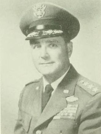 William W. Momyer - Lt. Gen William W. Momyer as Commander, Air Training Command