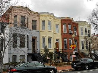 Capitol Hill - G Street SE