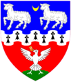 Gainford Escutcheon.png