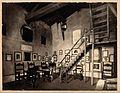 Galileo Galilei; interior of Villa del Gallo, once Galileo's Wellcome V0018712.jpg
