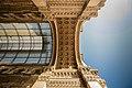 Galleria Vittorio Emanuele II-uscita su Piazza del Duomo.jpg