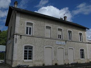 Saint-Émilion station railway station in Saint-Émilion, France