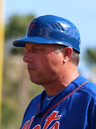 Gary DiSarcina - DiSarcina with the Mets in 2019