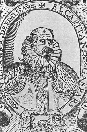 Gaspar Pérez de Villagrá - Gaspar Pérez de Villagrá