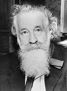 Gaston Bachelard in 1965