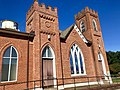 Gaston Chapel AME Church, Morganton, NC (49021760587).jpg